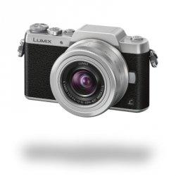 Panasonic Lumix DMC-GF7 Kit black/silver + H-FS 12-32 mm