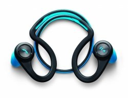 Plantronics BackBeat Fit Sport Bluetooth Headset niebieski