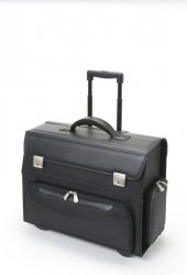Dicota Notebook-Trolley Comfort Case 39,1-43,4 cm czarny