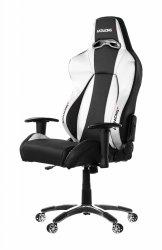 AKRACING Premium V2 Gaming Chair AK-7002-BS czarny / srebrny