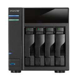 Asustor AS-204TE 4x HDD-Slots