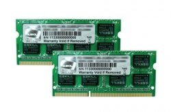 G.Skill SO-DIMM 8 GB DDR3-1600 Kit F3-12800CL9D-8GBSQ