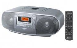 Panasonic RX-D 50 AEG-S srebrny