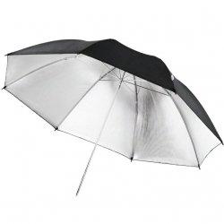 Walimex Reflex Umbrella silver 84 cm