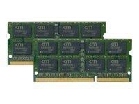 Mushkin SO-DIMM 8 gb ddr3-1333 kit 996647, essentials-serie