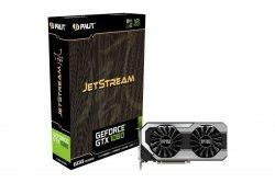 Palit GeForce GTX 1060 Jetstream, HDMI, 3x DisplayPort, DVI-D