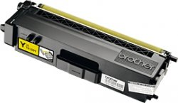 Brother TN-325 Y Toner zolty