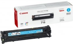 Canon Toner Cartridge 716 C cyan