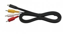 Sony VMC 15 MR 2 AV Cable Multi-In to Components