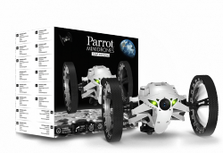 Parrot MiniDrone Jumping Sumo biały
