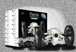 Parrot MiniDrone Jumping Sumo biały