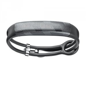 Jawbone UP2 Rope, Gunmetall Hex