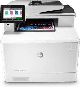 HP Printer Color LaserJet Pro M479dw (W1A77A#B19)