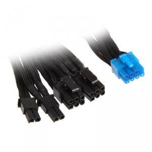 Silverstone PCIe 6+2 (2x) kabel do modularnych zasilaczy - 550mm