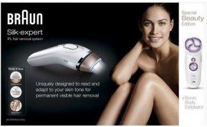 Braun BD5009 Silk-expert IPL Depilator Laserowy + SkinSpa