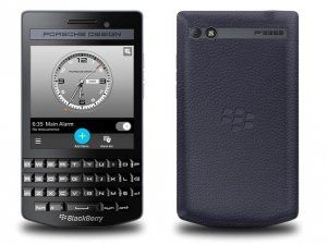 Blackberry Porsche Design P9983 4G NFC 64GB QWERTY grafit
