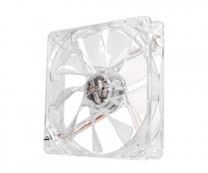Thermaltake Pure 12 LED White 120x120x25, biały
