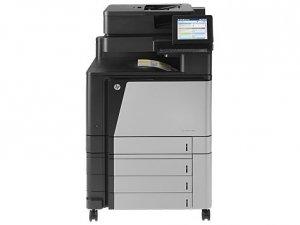 HP Color LaserJet Enterprise Flow M880z (A2W75A) USB/LAN Kolor Laser, Scan, Copy, Fax