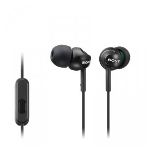 Sony MDR-EX110APB black