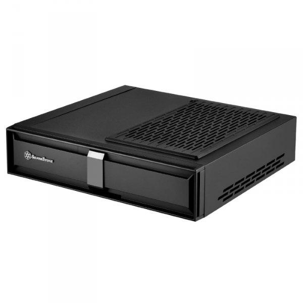 SilverStone SST-ML08B, Desktop czarny