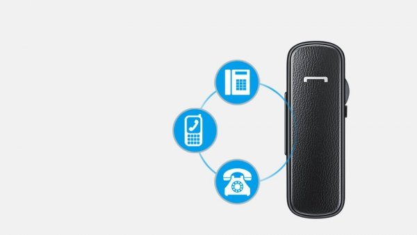 Samsung Bluetooth Headset EO-MG900 czarne