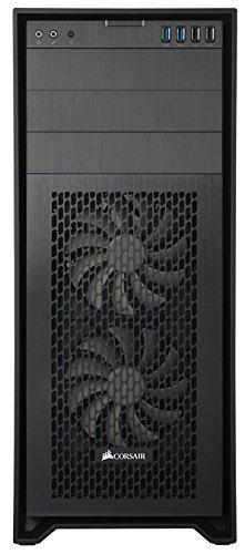 Corsair Obsidian 750D Airflow, Big-Tower czarny, Window-Kit