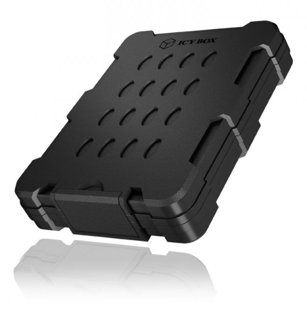 Raidsonic ICY BOX IB-279U3 wasserfestes obudowa SATA / SSD