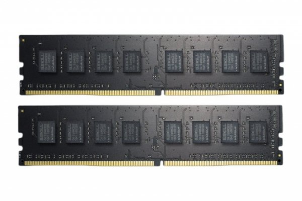 G.Skill 8GB DDR4-2133 Kit, F4-2133C15D-8GNT, Value
