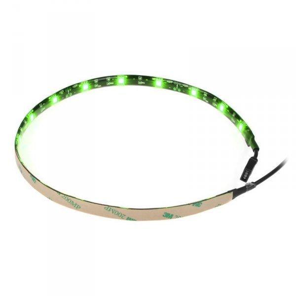 Akasa Vegas 15x LED - taśma ledowa 60cm - zielona