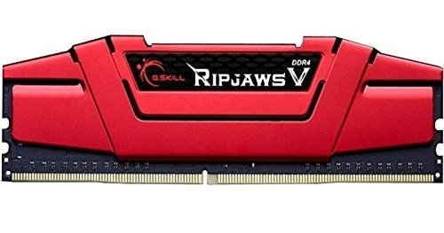 G.Skill 16GB DDR4-3000 Quad-Kit, F4-3000C15Q-16GVRB, Ripjaws V