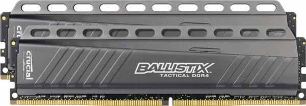 Ballistix Tactical 8GB Kit DDR4 4GBx2  3000 MT/s DIMM 288pin