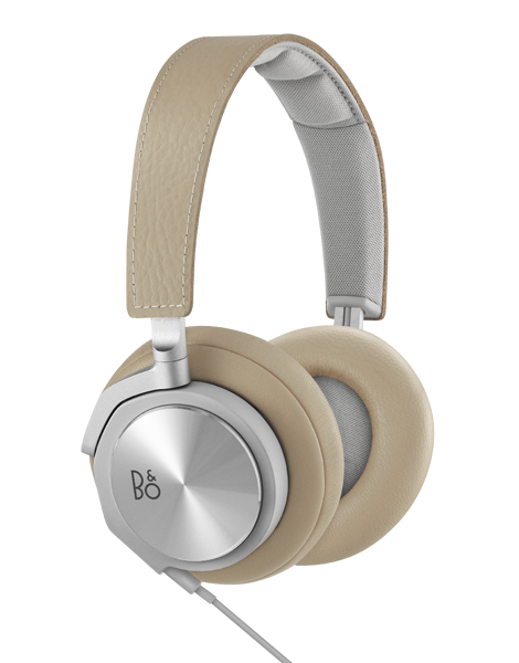 Bang & Olufsen BeoPlay H6 Słuchawki natural leather