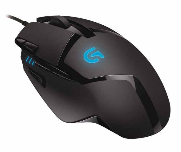 Logitech G402 Hyperion Fury Gaming Maus przewodowa