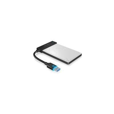 Adapter Kabel IcyBox 6,3cm SATA SSD/HDD->USB3.0 IB-AC603L-U3