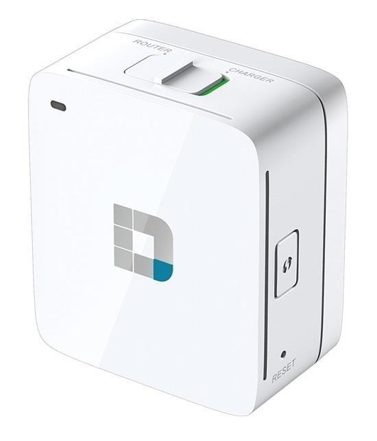 D-Link DIR-518L Wireless AC Mobile Cloud Router