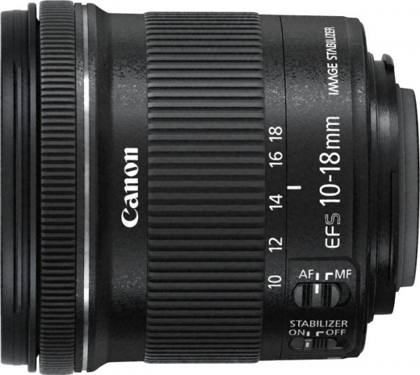 Canon 10- 18/4.5-5,6 ValueUP EF-S IS STM