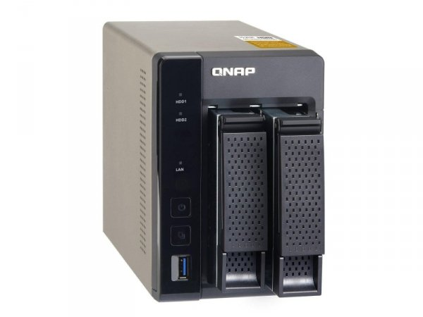 Qnap Turbo Station TS-253A-8G [0/2 HDD/SSD, 2x Gigabit-Lan, 4x USB]