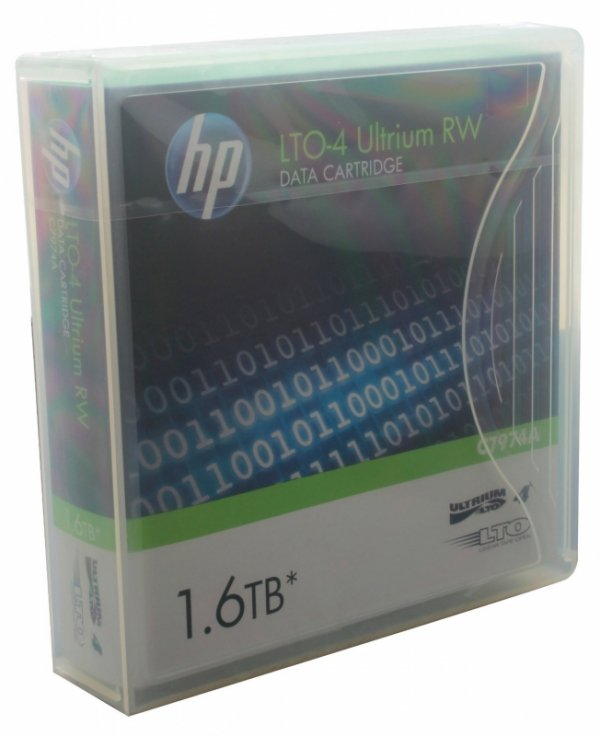 HP LTO4 Medium 1600GB