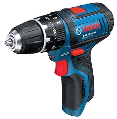 Bosch Wkretarka akumulatorowa  GSR 10,8-2-LI Set blue