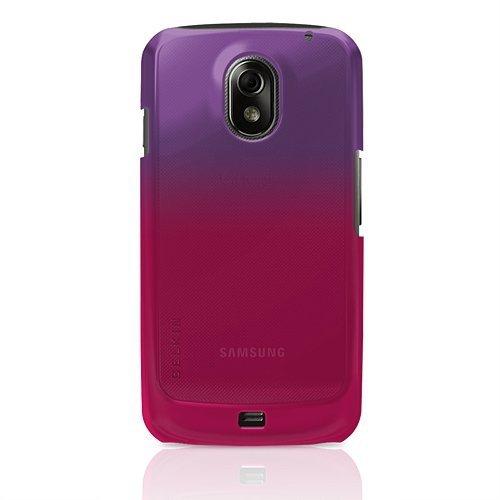 Etui Belkin Shield Micra Fade do Samsung Galaxy Nexus różowy/fioletowy
