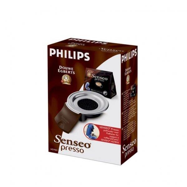 Philips HD 7001/00 Espresso Uchwyt na saszetki