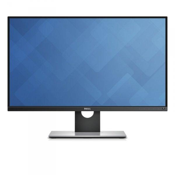 Dell UP2716D, czarny/srebrny, HDMI, DVI, DisplayPort, USB 3.0, Pivot