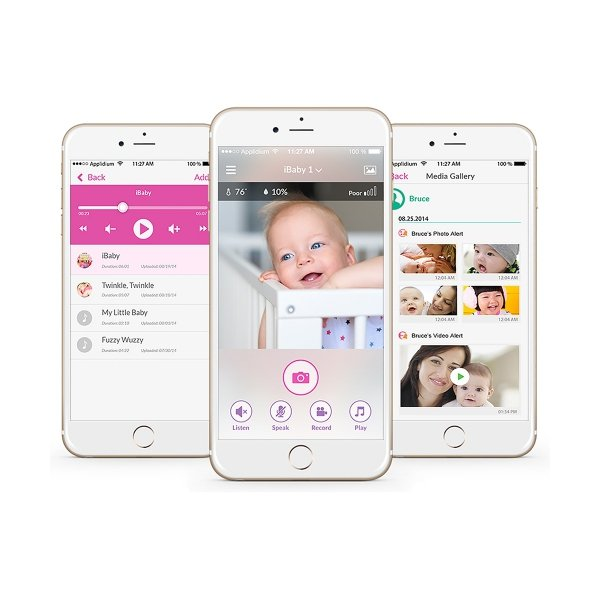 iHealth iBaby Monitor M2S Plus