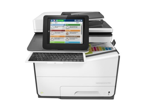 HP PageWide Enterprise ColorFlow MFP586z