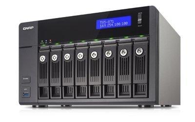 Qnap TVS-871-i7-16G, NAS