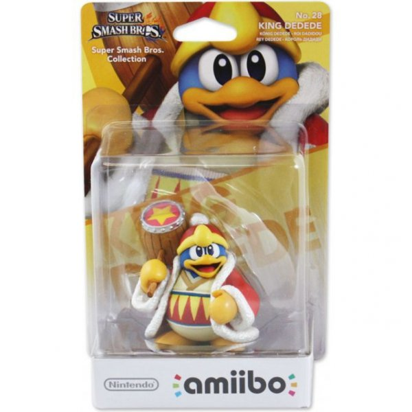 Nintendo amiibo Smash King Dedede