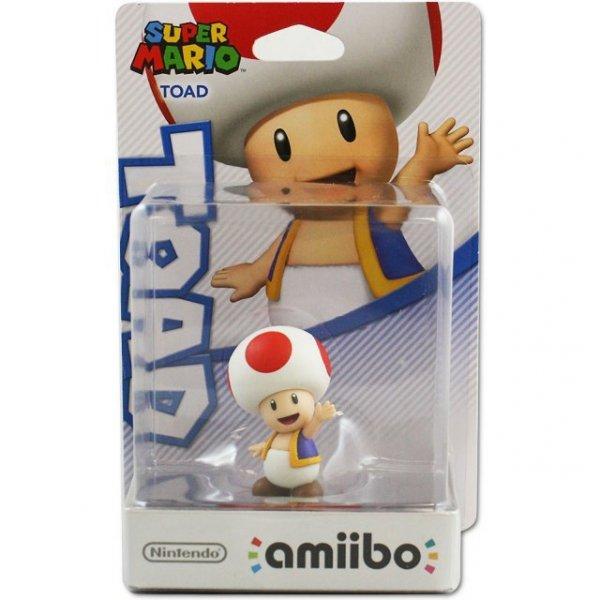Nintendo amiibo Super Mario Toad