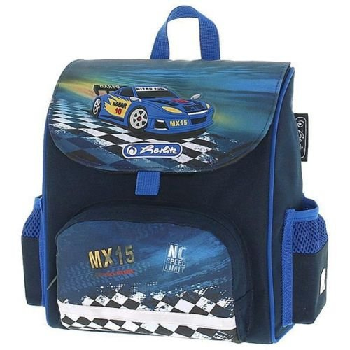 Herlitz Tornister Mini Plecaczek Super Racer