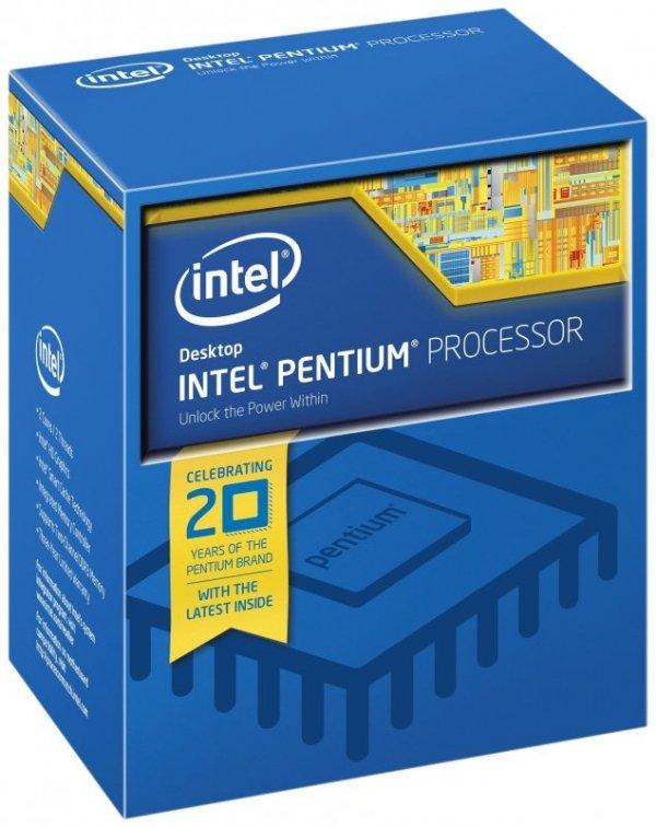 "Intel Pentium G4500, Prozessor FC-LGA4, ""Skylake"", boxed"