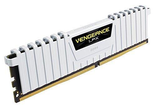 Corsair Vengeance LPX 32GB DDR4 Kit K2 White 3200 C16 (2x16GB)